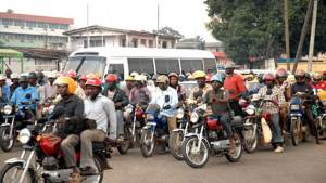 Motorcycle unions set up joint task force to enforce COVID-19 directives in Ogun