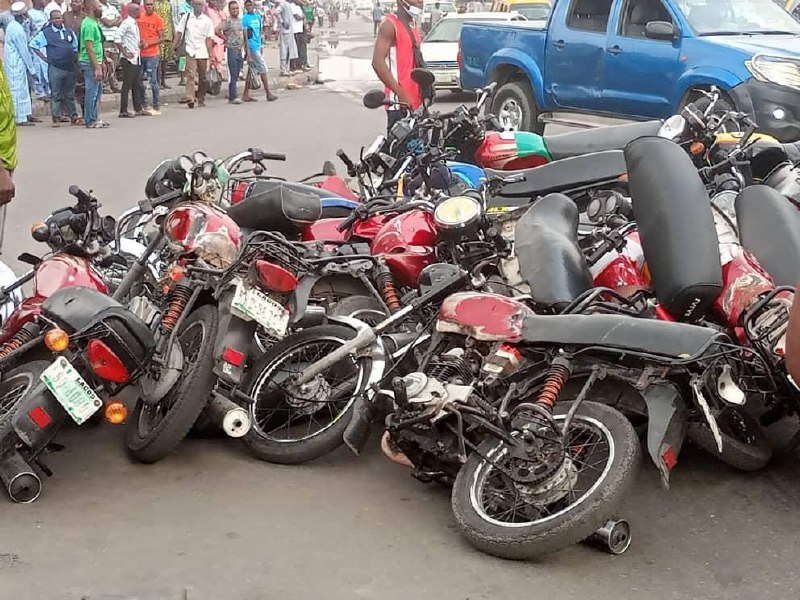 Court okays Lagos govt's restriction on motorcycles, tricycles