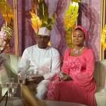 Oladimeji Sabur Bankole Marries Aisha Shinkafi Seidu of Kebbi