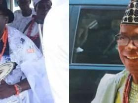 Oyakhire of Ora: Oje of Ora refutes conferment on Ize-Iyamu