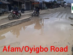 Act On the Deplorable State of Oyigbo-Afam Road, Group Tasks Concerned Authorities