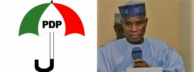 The need to sack Nigeria Defence Minister - PDP