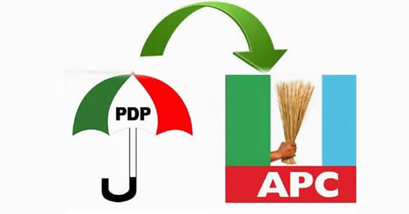 Why PDP governors, senators & others are decamping to APC