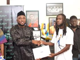 RVSOP Entertainment launched, unveil new artistes D. Drizz, Gilly Craine & Rhyims