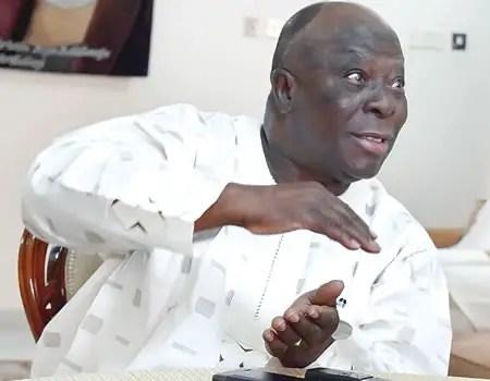 2023: Tinubu Won't Restructure Nigeria If He Becomes President - Ayo Adebanjo