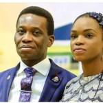 What my Husband said before he Died - Dare Adeboye's wife
