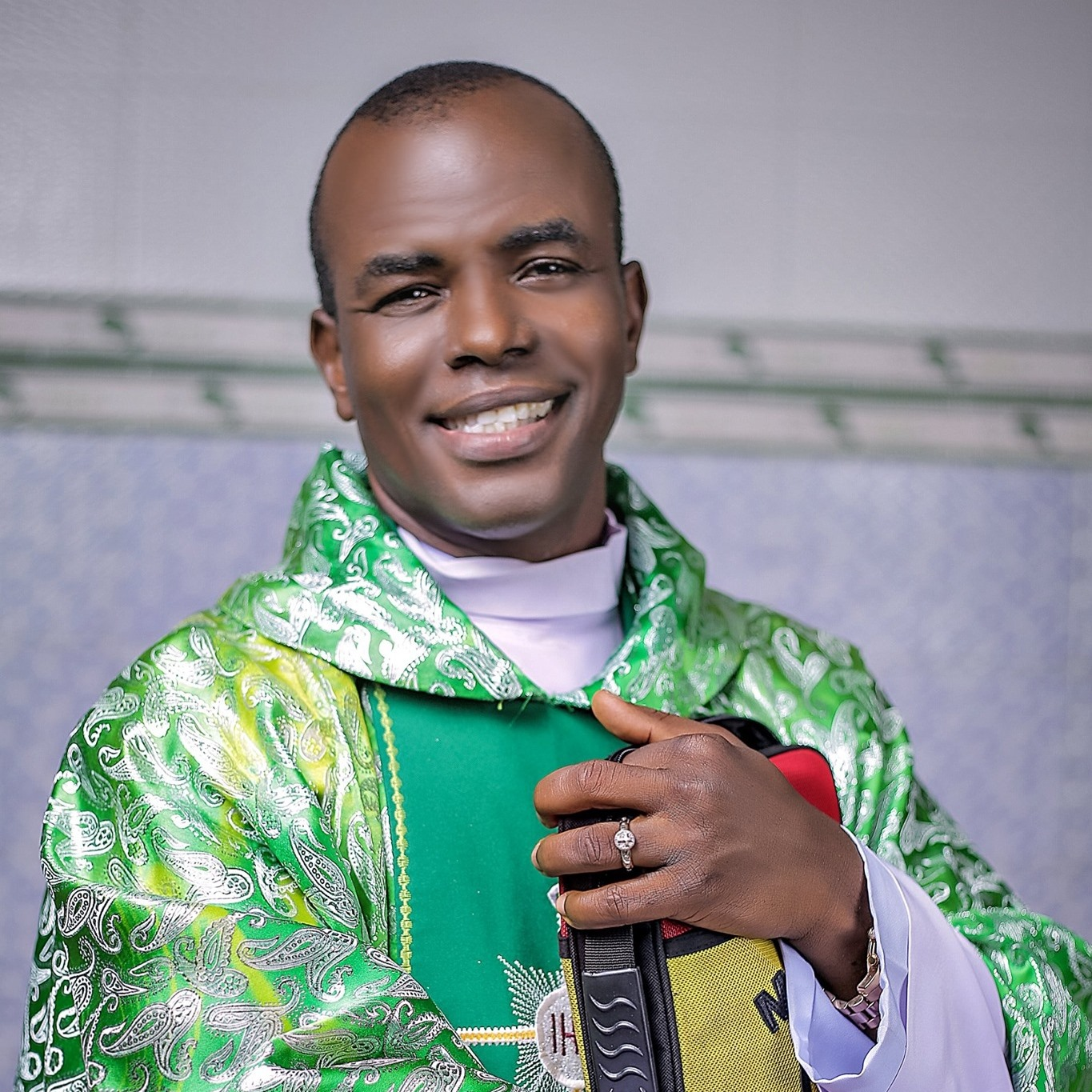 Untold story of Rev Fr. Ejike Mbaka - His early life as Palm Wine Tapper