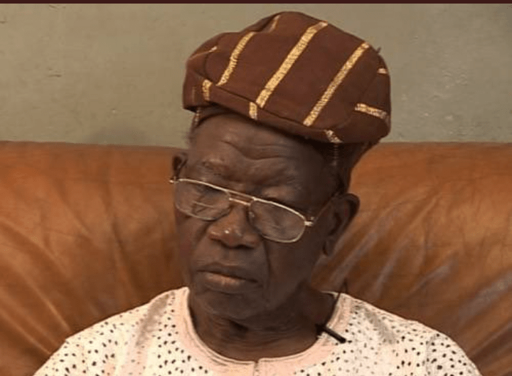 Jakande, Ex Lagos  governor popularly known as Baba kekere   dies at 91