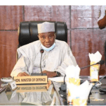 Minister of Defence: Nigeria is in critical insecurity condition