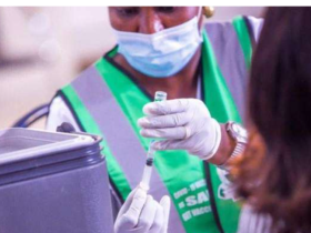 WHO applauds Africa for vaccinating seven million people in two weeks