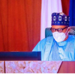 President Buhari rejects the poor rating in anti-corruption