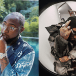 Fans attack Man for accusing Burna boy of copying Davido