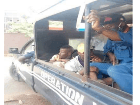 Thugs allegedly sent by El-Rufai to assault protesters arrested