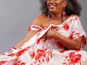 Fela's daughter, Yeni Kuti celebrates 60th birthday in hot photos