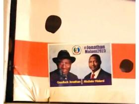 Arewa Group began 2023 Presidential campaign for Jonathan and Malami