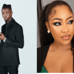 BBN stars, Erica and Laycon settle their individual difference