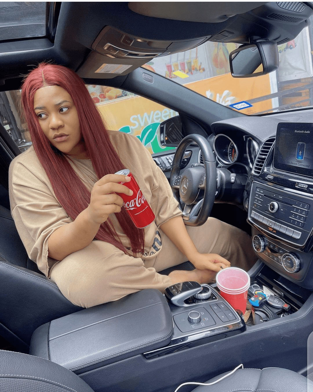 How my sister set me up to confirm my virginity; Nkechi Blessing