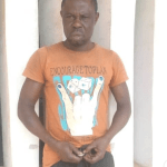 45 year old man arrested for impregnating his Daughter