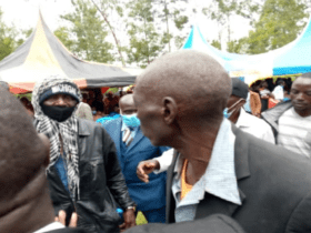 Raila: Man caught placing Eggs in Coffin of late business lady, Jane Mguu