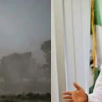 Orlu: Senator Samuel Anyanwu condemns movement of helicopters in Imo