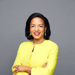 Susan Rice, the real person incharge of Joe Biden's Administration