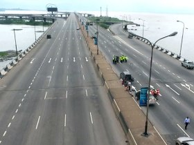 Total closure of Third Mainland Bridge till November 1st