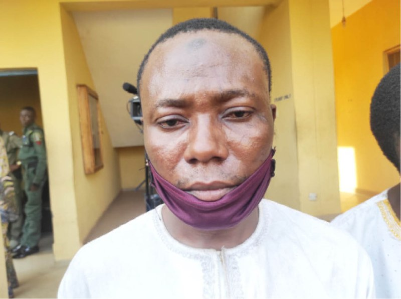 Cleric with Human Head arrested in Osun