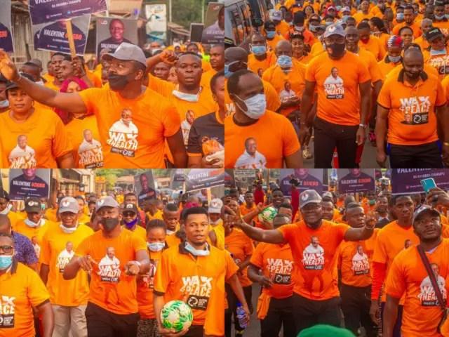 Valentine Ozigbo Walk 4 Health: Ekwunife, Ubah, Azubogu speaks