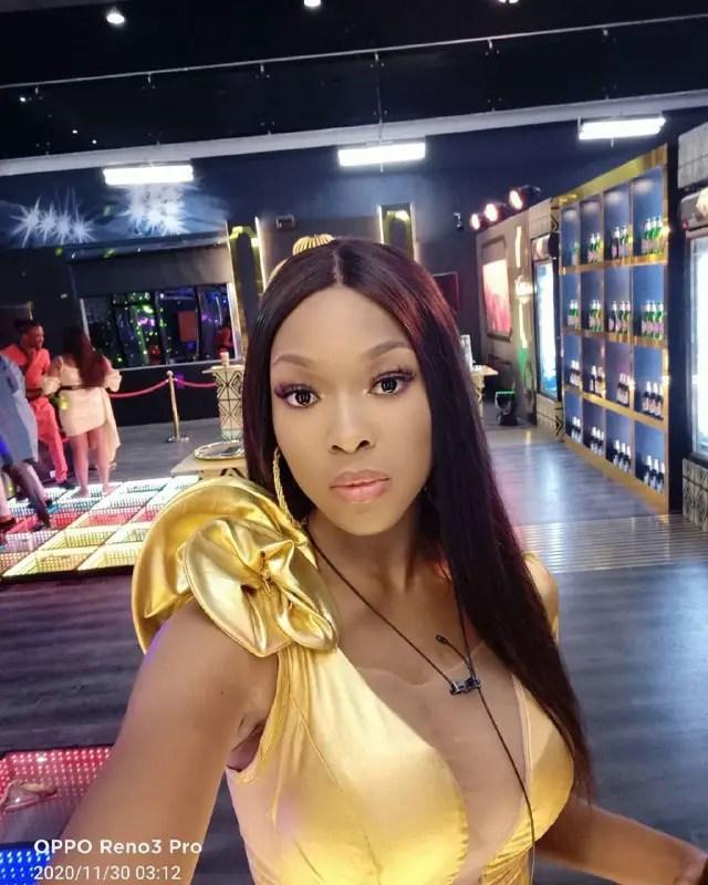 #BBNaija Why Laycon deserves to win grand prize – Vee
