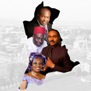 Top 4 Contenders of Anambra Guber: Maduka, Ekwunife, Soludo & Ubah