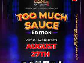 The Legends Reality TV Show - Too Much Sauce Edition