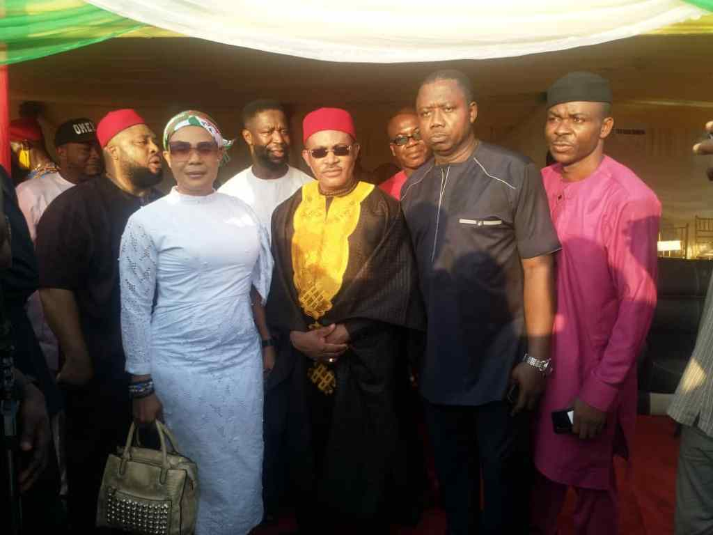 Anambra people are very special people - DR. GODWIN MADUKA