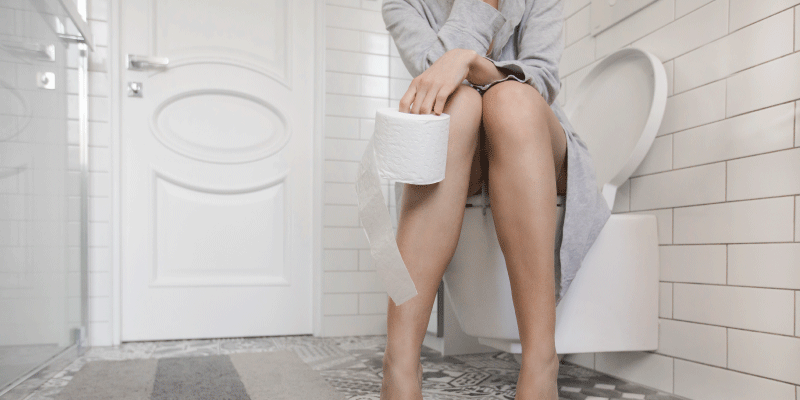If You've Been In The Habit Of Peeing 'Just In Case,' Stop It Right Now