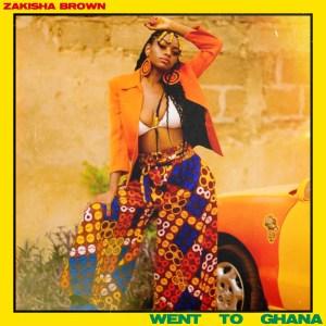 Went to Ghana: Zakisha shares hew new single
