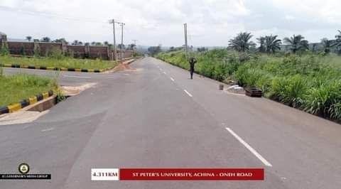 Give credit to Gov. Willie Obiano and shun ill Politics