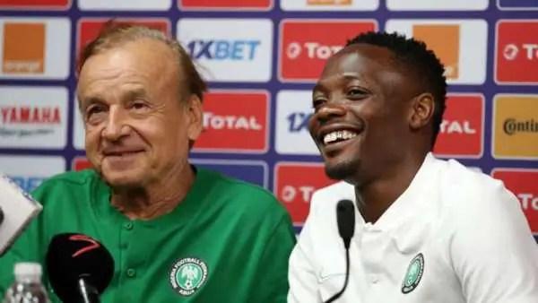 AFCON: We will end Benin unbeaten run - Super Eagles vows