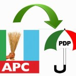 Hundreds of Local APC members decamp to PDP in Benue