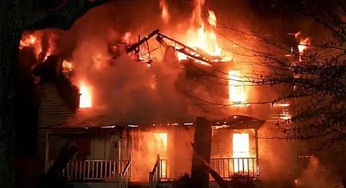 Zamfara Speakers house, other buildings set on fire by gunmen
