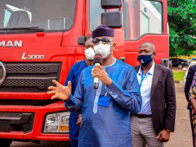 Gov. Abiodun approves two fire stations in Ifo & Obafemi Owode LGAs
