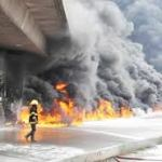 Do not use the Airport Road Flyover - FG warns