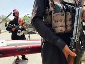 English Communication: The Taliban have set up checkpoints in Kabul