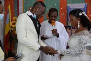 Obaseki tasks new couple on love, sacrifice