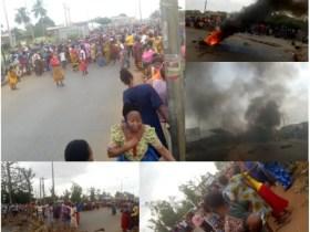 Edo women protest alleged killings by Herdsmen