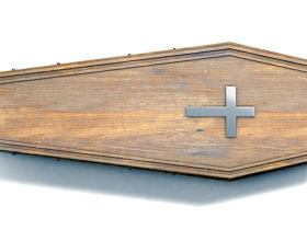 Father's Day: Wife buys coffin for husband as gift