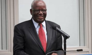 Professor Ibrahim Gambari appointed as New Chief-of-staff