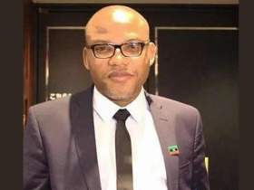 There Will Be No Election And Campaign In Anambra State – Nnamdi Kanu
