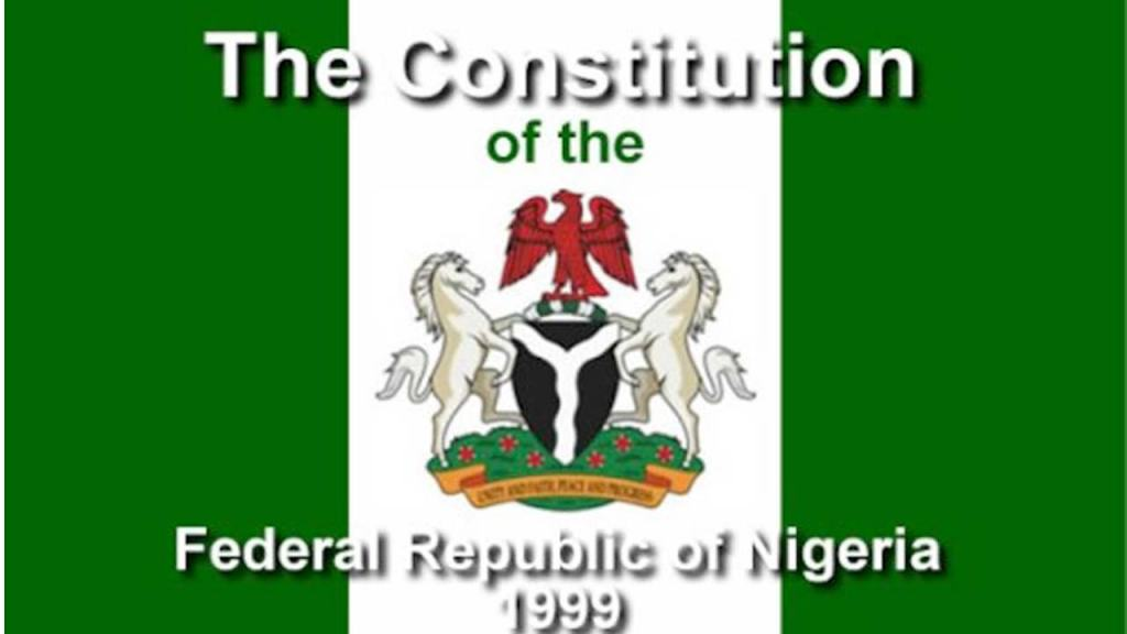 WHY NIGERIANS HAVE REJECTED THE 1999 CONSTITUTION