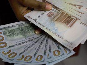 Naira Trades at N570 to a Euro, N620 - B Pound and N483 to a US Dollar