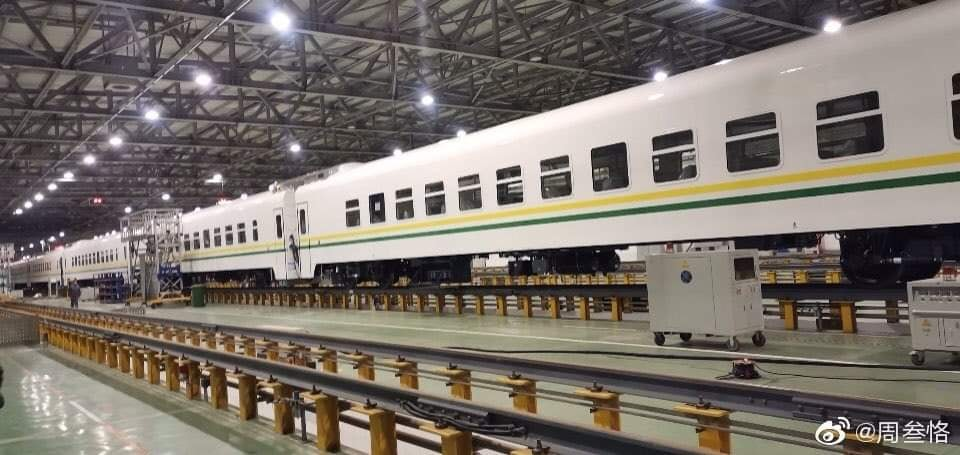 Railway will support industrialisation, economic growth - Buhari