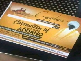 CAN hails check on move to install Sultan in Edo